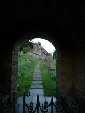 The Church of Marthyr Ishaw