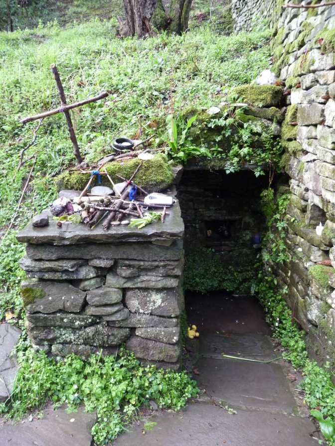 The Hermitage Shrine