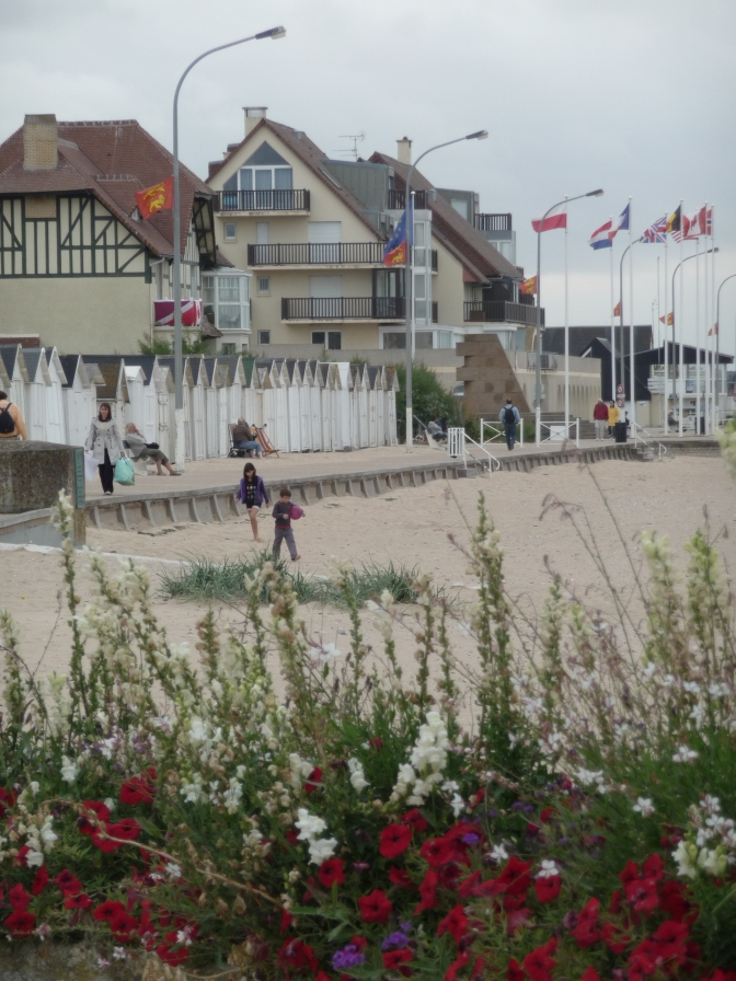 Now a peaceful, seaside village flourishes.