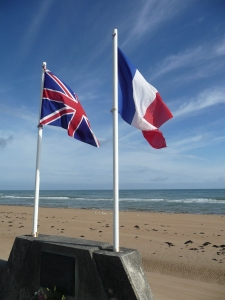 England and France.