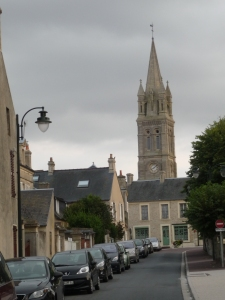 Built between 1857 and 1870, the Church of St Pierre rises above humanity, a dominant fixture in the town's landscape.
