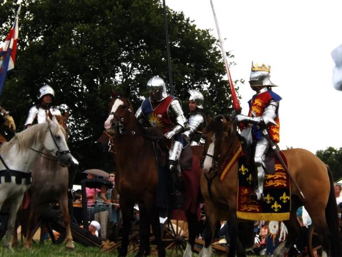 Richard III Confers