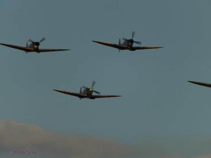 Spitfire Sortee