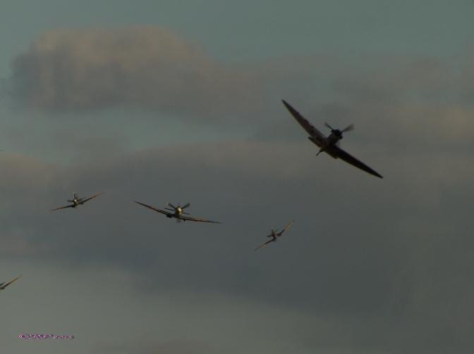 Spitfire Split