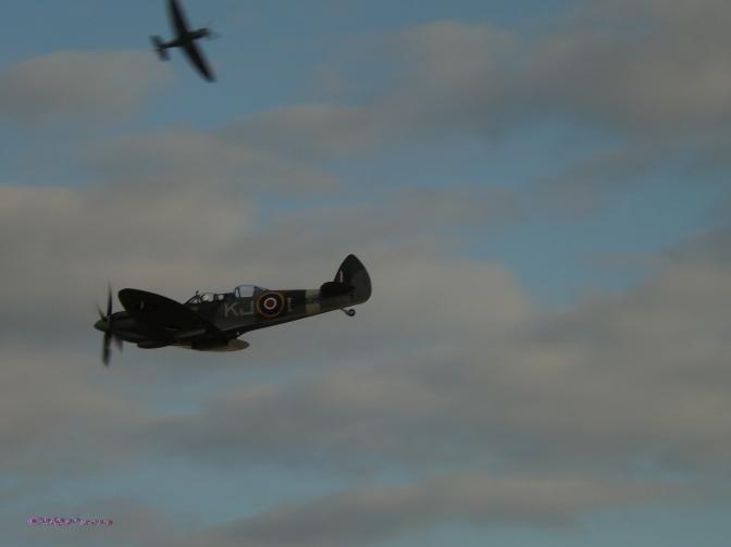 Spitfire's Danger