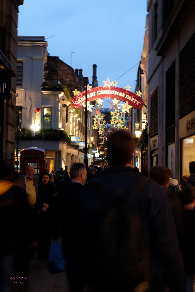 Carnaby Street Crush