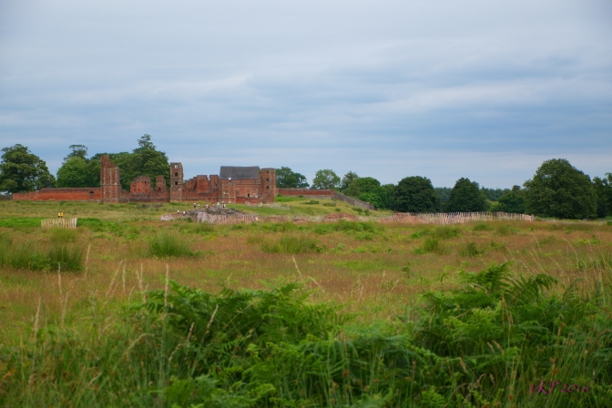 Bradgate House - where Lady Jane Grey, the Ten Days Queen, was born and raised.