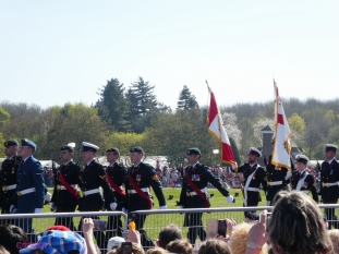 Canadian Honour Guard