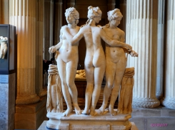 The Three Graces, c. 2nd Century CE