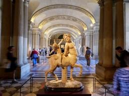 Centaure âgé tourmenté par Eros, 11th Century BCE