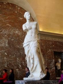 Aphrodite, called Venus de Milo, c. 3rd - 1st Centuries BCE