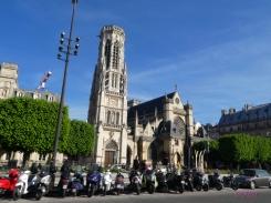 L'Église Saint-Germain-l'Auxerrois.