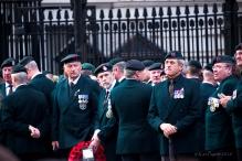 The Royal Green Jackets.