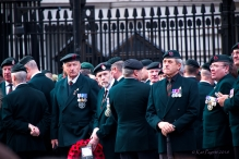 The Royal Green Jackets.