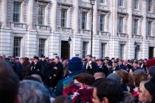 Members of the Royal Air Force.